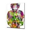 Ready2hangart 'Iconic Jimmy Hendrix' Graphic Art