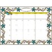 Wallpops! Anya Monthly Dry Erase Calendar Wall Stickers