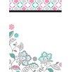 Wallpops! Nachrichtentafel Floral Medley