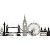 Wallpops! Wandtattoo London Calling