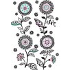 Wallpops! Floral Medley Wall Stickers