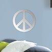 MirrorArt Peace Wall Sticker