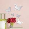 MirrorArt Butterflies Wall Sticker