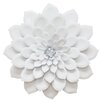 Stratton Home Decor Layered Flower Wall Décor