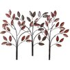 Stratton Home Decor Ombre Trees Wall Décor