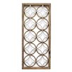 Stratton Home Decor Rings Panel Wall Décor