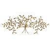 Stratton Home Decor Elegant Bouquet Wall Décor