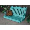 A&L Furniture Royal English Porch Swing