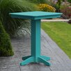 A&L Furniture Poly Bar Table