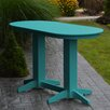 A&L Furniture Poly DiningTable