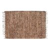 Ess Ess Exports Rodeo Handmade Tan Area Rug