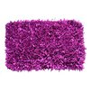 Ess Ess Exports Jersey Hand-Knotted Purple Area Rug