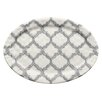 TarHong Ikat Arabesque Serving Platter
