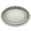 TarHong Radiant Reactive Glaze Melamine Serving Platter