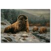 WGI-GALLERY Spirit of the Wind Painting Print Plaque