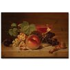 WGI-GALLERY Fruit and Cocktail by Shiva Painting Print Plaque
