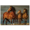 WGI-GALLERY On Alert by Persis Clayton Weirs Painting Print Plaque
