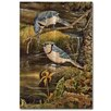 WGI-GALLERY Tender Moments by Carol Decker Painting Print Plaque