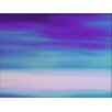 Art Excuse 'Cloud Dancing' by AX Original Painting on Wrapped Canvas