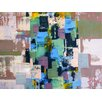 Art Excuse Dancing Squares by AX Original Painting on Wrapped Canvas