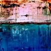 Art Excuse 'Returning' by AX Original Painting on Wrapped Canvas