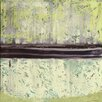 Art Excuse 'Fall Line' by AX Original Painting on Wrapped Canvas