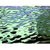 Art Excuse 'Surface of the Sea' by Gravity George Original Painting on Wrapped Canvas