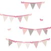 Wallpops!WallArtforBaby Hailey Pennant Baby Wall Stickers