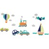 Wallpops!WallArtforBaby On The Go Baby Wall Stickers