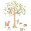 WallPops!Kids Wandsticker Woodland Tree Kids