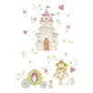 WallPops!Kids Princess Fairyland Kids Wall Sticker Kit