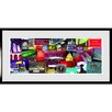 RareArtStudios London Happy London Mural Limited Graphic Art on Canvas
