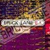 RareArtStudios Leinwandbild Brick Lane, Grafikdruck