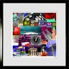 RareArtStudios Londres Mural Limited Graphic Art Wrapped on Canvas
