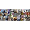 RareArtStudios Mr Brainwash Critisized Mural Limited Graphic Art Wrapped on Canvas