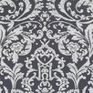 "Walls Republic Ornamental 33' x 20.8"" Damask Wallpaper"
