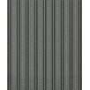 "Walls Republic Allure Contemporary 32.97' x 20.8"" Stripes Wallpaper"