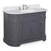 "Kitchen Bath Collection Montage 48"" Single Bathroom Vanity Set"