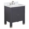 "Kitchen Bath Collection Riley 30"" Single Bathroom Vanity Set"