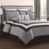 Geneva Home Fashion Sydney 8 Piece Comforter Set