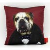 "Empire Art Direct Pets Rock™ ""Leader"" Throw Pillow"