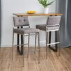 NobleHouse Quincy Barstool Set (Set of 2)