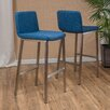 NobleHouse Sarlo Barstool Set (Set of 2)
