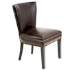 NobleHouse Geoffrey Leather Upholstered Dining Chair