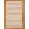 Textile Decor Castle 100% Cotton Wide Cut Reversible Bath Rug