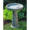 Campania International Dragonfly Birdbath