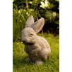 Campania International Rabbit Ears Up Statue
