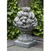 Campania International Italian Fruit Basket Statue
