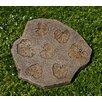 Campania International Basswood Stepping Stone