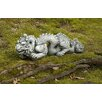 Campania International Dragon Statue